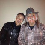 Jello Biafra and Glenn Allen Howard