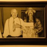 Ken Kesey and Glenn Allen Howard