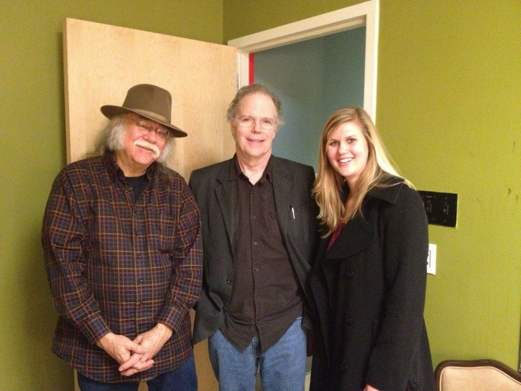 Glenn Allen Howard, Leo Kottke and Lisa Kupfrian