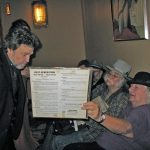 John Perry Barlow, Glenn Allen Howard, and Wavy Gravy